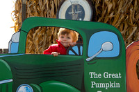 Jags at the Pumpkin Patch